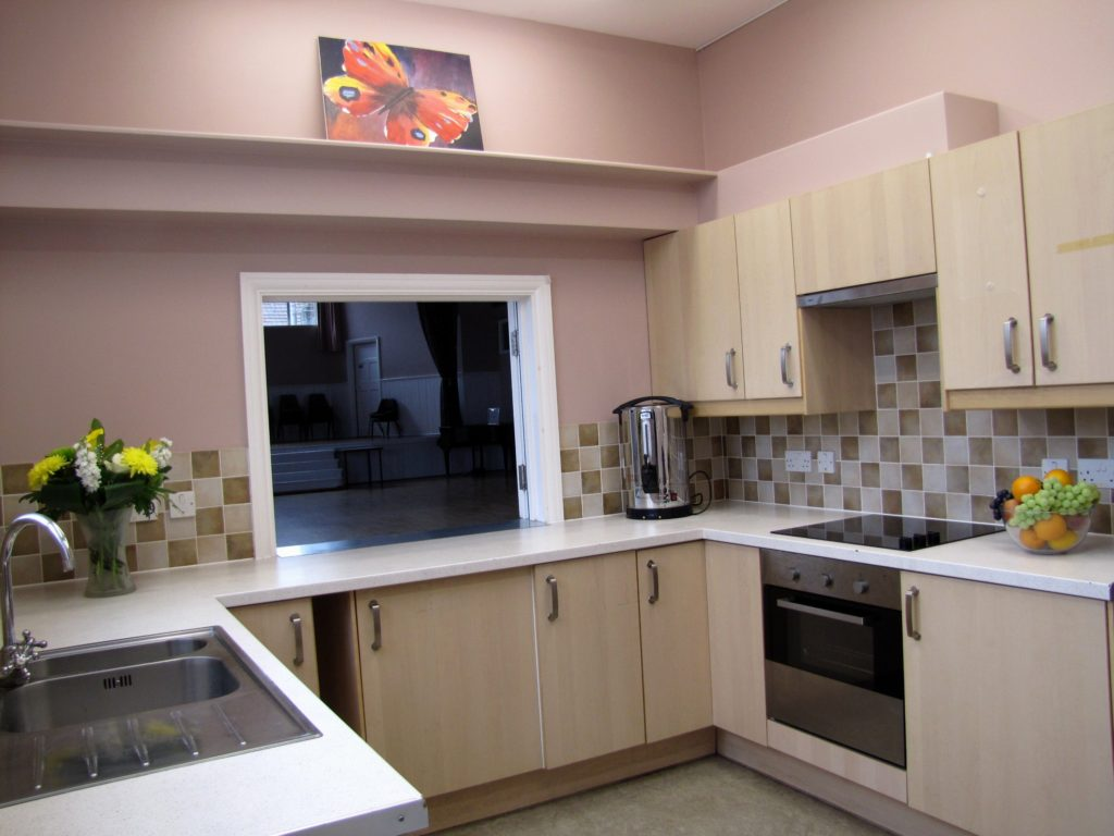 Venue Space Hire - kitchen facilities